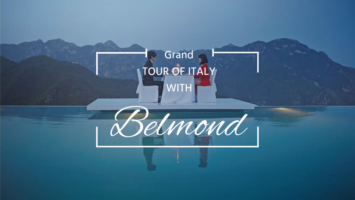 Grand Tour of Italy with Belmond
